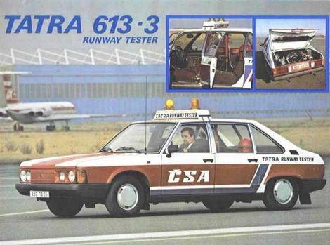 Na testovací špeciál T 613 TRT si dnes spomenie málokto.