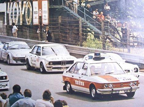 Tatra 623 v akcii.