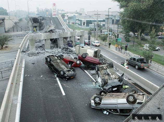 Zemetrasenie v Čile