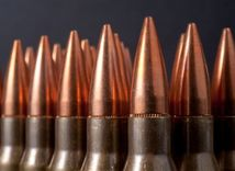 náboje, zbraň, poprava