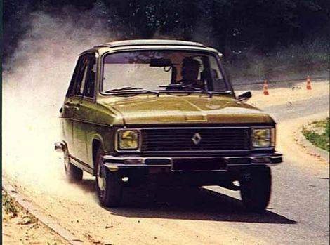 Facelift dodal Renaultu 6 akuálnejší vzhľad.