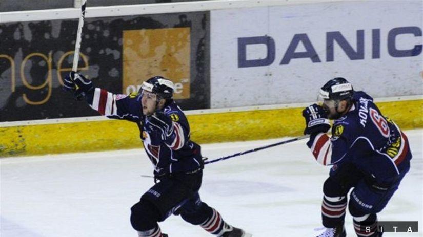 9501cc7975b51 Slovan otočil duel so Zvolenom a je v semifinále, Nitra dobyla Bystricu -  Extraliga - Hokej - Šport - Pravda.sk