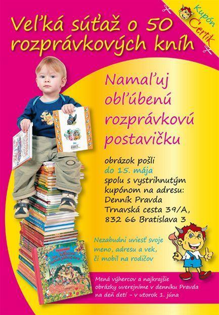 Čertík, časopis pre deti