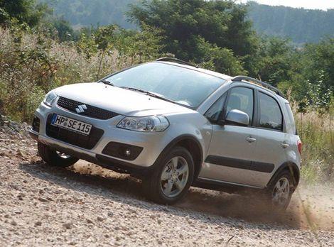 Suzuki SX4 - 14 301 eur