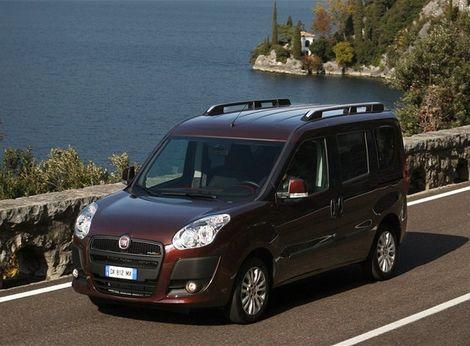 Fiat Dobló - 12 450 eur