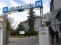 Nemocnica, Zlaté Moravce