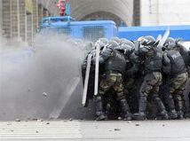 Kirgizsko, nepokoje