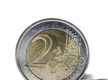 euro, peniaze, mince, euromince