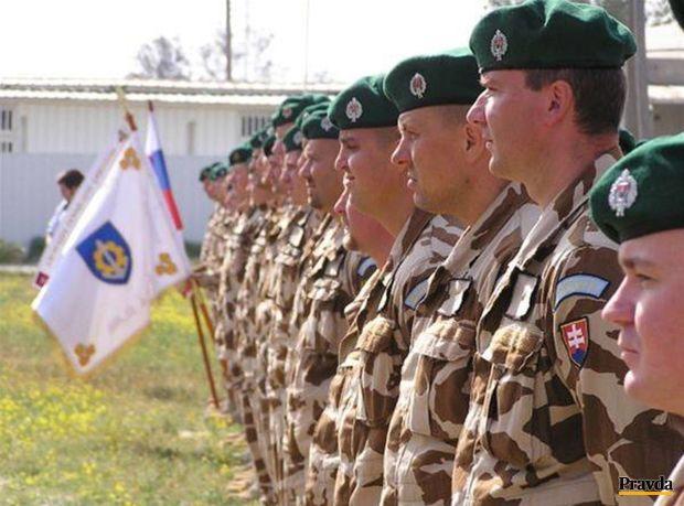 slovenský vojak, slovenskí vojaci