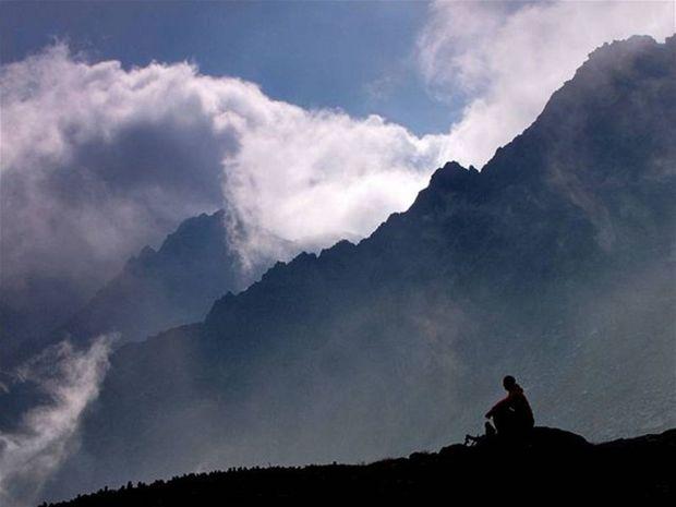 Vysoké Tatry, hory, turistika, turista
