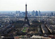 Paríž, mesto