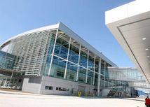 Nový terminál na letisku v Bratislave