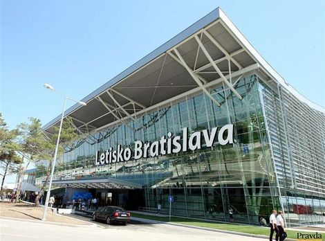 Nový terminál bratislavského letiska