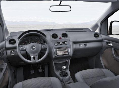 Volkswagen predstavuje nové Caddy - Novinky - Auto - Pravda.sk