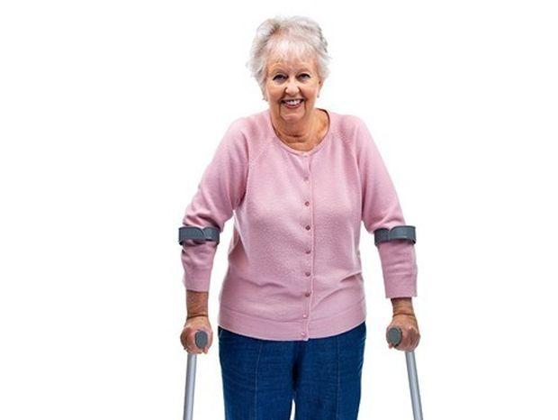 kĺby - kosti - barla - polámané nohy - rehabilitácia
