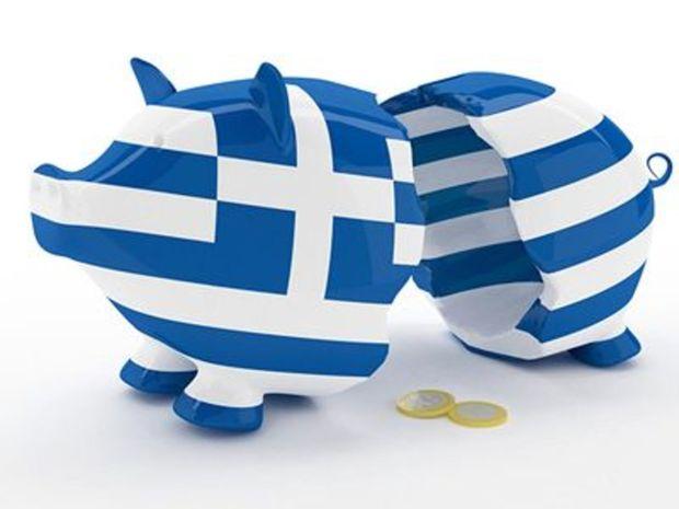 Grécko, ekonomika, šetrenie