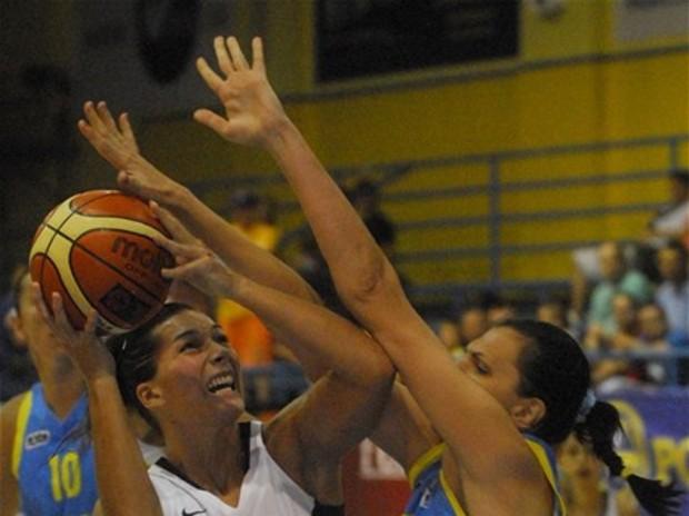 basketbal ženy SR Lawlessová