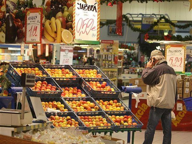 jablká, jablko, ovocie, supermarket, obchod, nákup