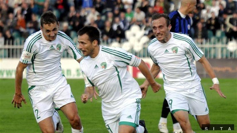 b7b22e4157e38 Prešov zdolal Slovan 2:1, prvá je Žilina - Fortuna liga - Futbal - Šport -  Pravda.sk