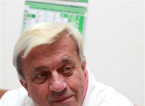 Profesor Viliam Bada, prednosta III. Internej kliniky LFUK na bratislavských Kramároch.
