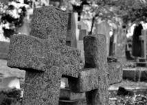 smrť, úmrtie, cintorín, odpočívaj v pokoji, kríž