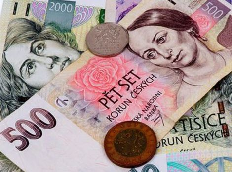 Esk penze esk penze to jsou pedevm mince