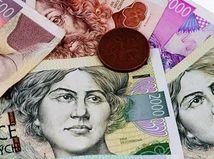 Česko, koruna, mena, peniaze