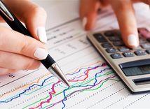 fondy, podielový, podielové, burza, akcie, investovanie, graf, kalkulačka