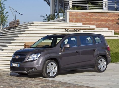 Chevrolet Orlando - 15 000 eur