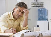 andropauza - muž - únava - opotrebovanie
