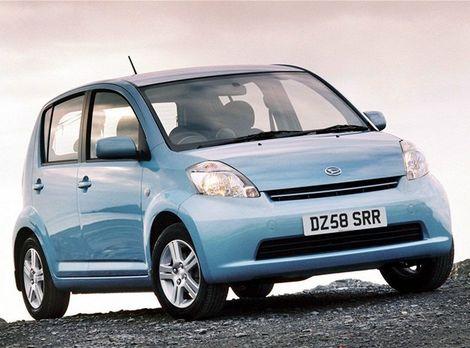 Daihatsu Sirion - 14 990 eur