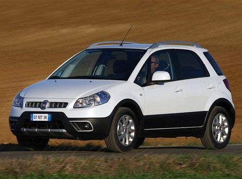 Fiat Sedici - 13 430 eur