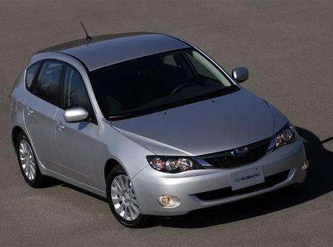 Subaru Impreza - 17 990 eur