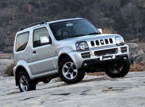 Suzuki Jimny - 15 730 eur