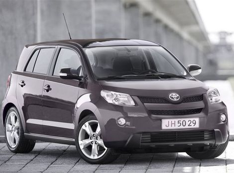 Toyota Urban Cruiser - 19 890 eur