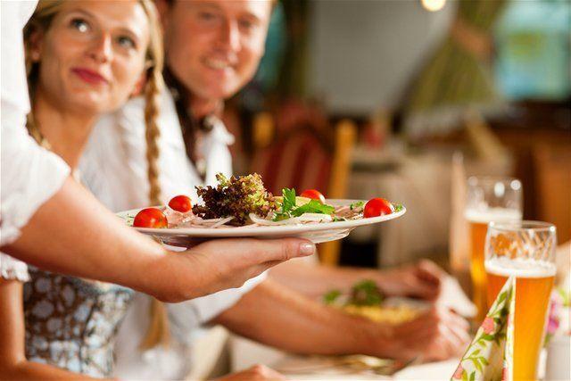 jedlo, obed, večera, reštaurácia, strava, stravovanie, stravné