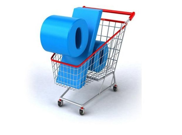 zľava, výpredaj, sale, online nakupovanie, nákupný košík, internetový obchod, e-shop, internet, kreditka, platba