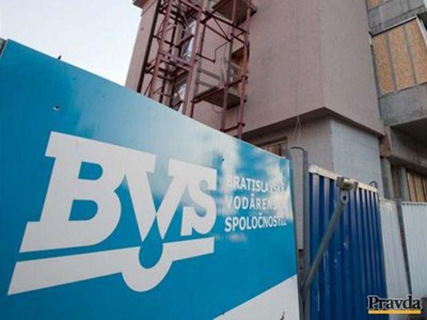 BVS, Bratislavská vodárenská spoločnosť