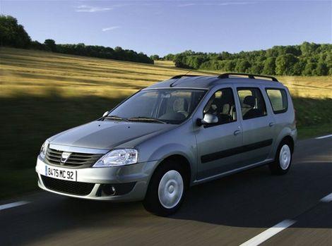Dacia Logan MCV - 10 390 eur