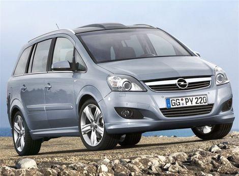 Opel Zafira - 15 010 eur