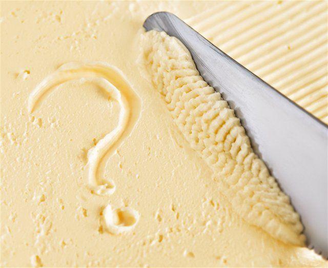 maslo, tuk, margarín