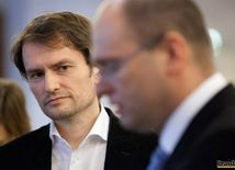 Igor Matovič, Richard Sulík