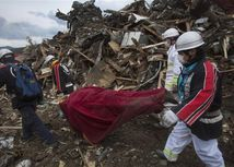 Japonsko, zemetrasenie, cunami