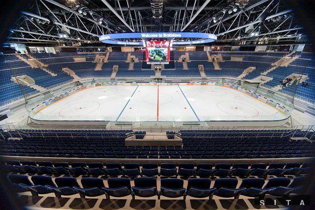 Stavba roka 2011 - finalista: Zimný štadión Ondreja Nepelu, Bratis