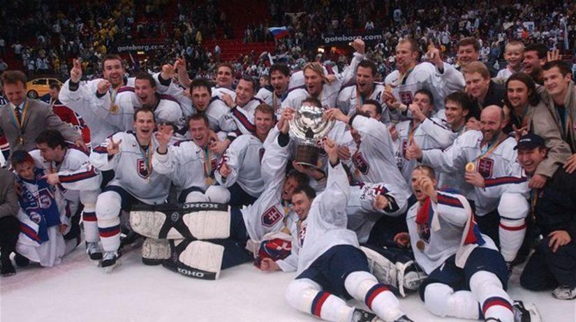 Najväčšej zlatej radosti predchádzala strieborná skúsenosť - MS 2011 - Hokej  - Šport - Pravda.sk 7f69a0bad4