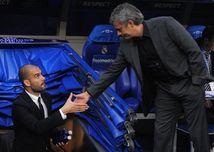 Guardiola Mourinho