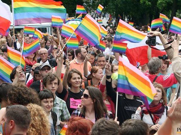Dúhový pochod, homosexuáli