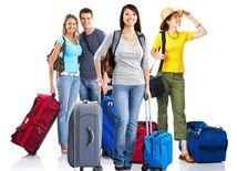 dovolenka, cestovanie, očkovanie, exotika, batožina, výlet, letisko,
