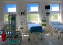 nemocnica, lôžka, postele