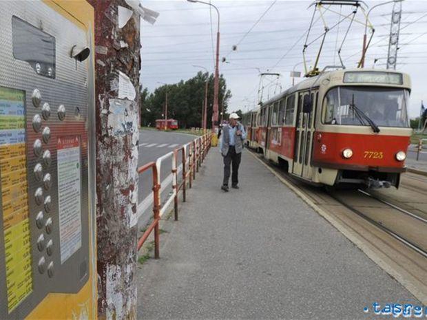 mhd, Bratislava, električka, zastávka